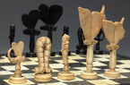 New World Chess Hall of Fame exhibitions